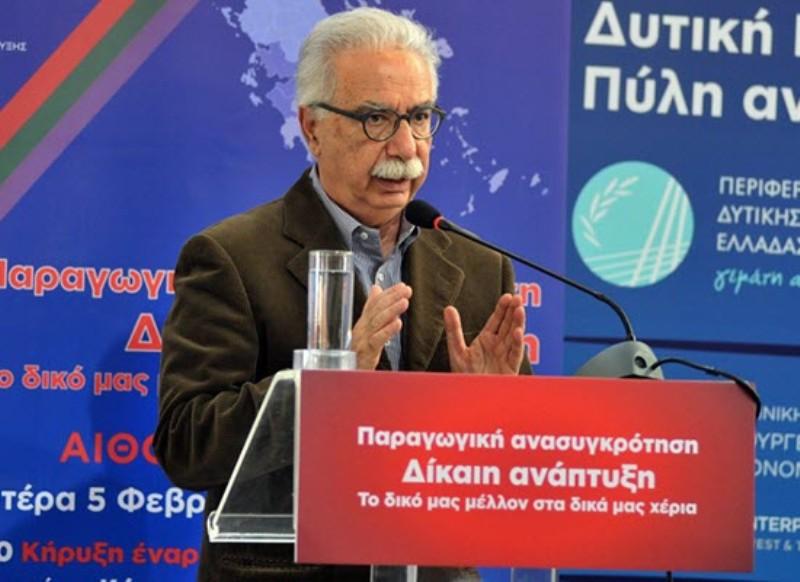 Κ. Γαβρόγλου: Η ΝΔ δε θέλει νέα δημόσια πανεπιστήμια και την ίδια ώρα ζητά ιδιωτικά